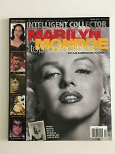 HERITAGE MAGAZINE MARILYN MONROE TOP COLLECTIBLES INTELLIGENT COLLECTION  S 2012