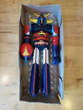 "RAYDEEN Shogun Warrior Figure Mattel Popy Jumbo Machinder 24"" With Original Box"