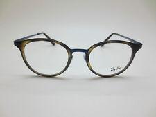 45e54db488b36e NEW Authentic Ray Ban RB 6372M 2924 Havana Tortoise Blue 50mm RX Eyeglasses