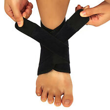 Breathable Ankle Anti Sprain Protector Belt Support Band for Athlete Exquisite