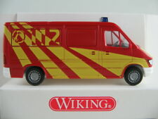 """Wiking 60801 Mercedes-Benz Sprinter (1995) """"FEUERWEHR / ELW"""" 1:87/H0 NEU/OVP"""