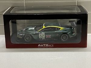 Autoart 1:18 Aston Martin DBR9 Sebring 2005 Car 57 Race Car