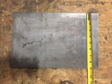 "3/16 A36 Steel Plate Stock Rectangle Made in USA (Dimensions .1875 X 9"" X 14"")"