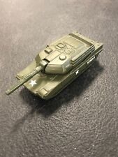 Maisto Green Army Tank Toy Car Metal Diecast Collectible