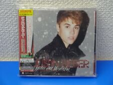 JUSTIN BIEBER UNDER THE MISTLETOE CD + DVD Deluxe Edition NEW