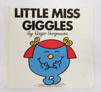 Little Miss Giggles by Roger Hargreaves 1984 Paperback