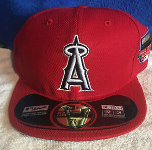 2014 Anaheim Angels MLB All Star Workout Day Cap (NEW) (size 7 3/4) - MIKE TROUT