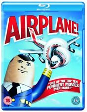 Airplane! [1980][Bluray]  [Region Free] [DVD]
