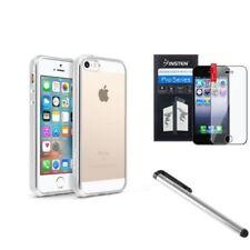 Fundas de color principal plata metal para teléfonos móviles y PDAs