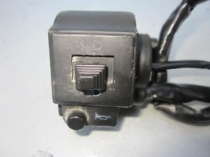 SANYA SY125 -1 1 SY 125 LEFT HANDLE BAR SWITCH GEAR 2008 CHINESE