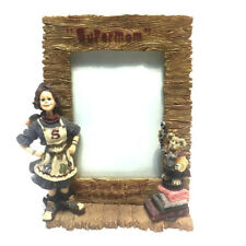 Boyds Bears Domestica 3D Super Mom Picture Frame Resin Folkstone Mothers Day