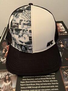 UFC Mesh Trucker Hat White Variant MMA DEADSTOCK MINT