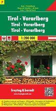 Österreich 07 Tirol, Vorarlberg 1 : 200 000 (2016, Mappe)   Buch