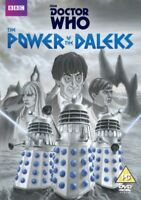 Doctor Who - The Power Of The Daleks DVD Nuovo DVD (BBCDVD4163)