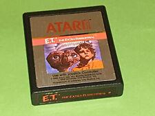 E.T. the Extra Terrestrial Atari 2600 VCS Game Cartridge - Atari