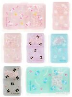 Hello Kitty / My Melody.. Plastic case character minchu Sanrio Official Japan