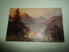 A De Beanski Jun. Postcard 3140 Wastwater+The Great Gable Unposted  §A2428