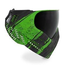 Virtue VIO Ascend Thermal Paintball Goggle / Mask - Graphic Lime