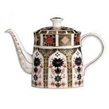 Royal Crown Derby 2nd Quality Old Imari 1128 3pc Tea Service