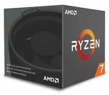Ryzen 2700 cpu processor. brand new in retail box with air cooler.