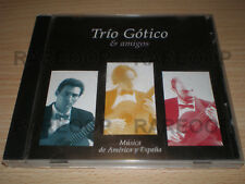 Musica De America y España by Trio Gotico & Amigos (CD) MADE IN ARGENTINA