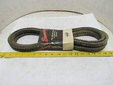 """Browning 6L308 Bx158 Cogged V-Belt 21/32""""wide 13/32"""" thick 161"""" outside Length"""