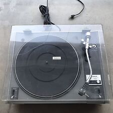 VINTAGE PIONEER PL-115D AUTOMATIC RETURN STEREO TURNTABLE  MADE IN JAPAN AS IS