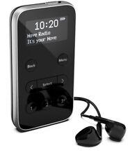 New Pure - Move R3 - Personal Stereo DAB+/FM Radio - Black