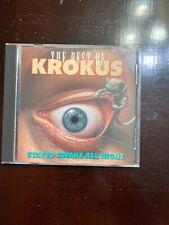 Krokus : Stayed Awake All Night-Best of Heavy Metal 1 Disc CD
