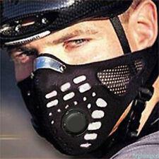Anti Dust Bicycle Ski Half Face Mask Filter City Respirator Bike Cycling Racing