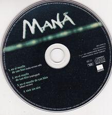 MAXI CD COLLECTOR MANA EN LE MUELLE 4 TITRES DE 2001