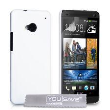 HTC ONE M7 Luxury Black Designer Hybrid Case Cover Skin + Free Screen Protector