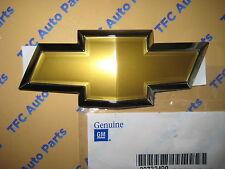 Chevy Malibu Captiva Sport Front Grille Bowtie Emblem Gold OEM Genuine GM New