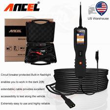 12V 24V Car Circuit Tester ANCEL PB100 Truck Electrical Power Scan Tool AVOmeter