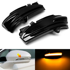 For Ford Fusion / Mondeo 13-18 LED Dynamic Side Mirror Sequential Blinker Light
