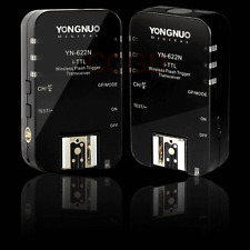Yongnuo YN-622N Wireless i-TTL Flash Trigger 1/8000s for Nikon SLR Camera flash