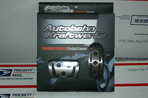 Autobahn karftwerks toyota 2006--Rav4 sports pedal cover-A/T