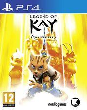 PS4 jeu LEGEND OF KAY anniversaire PRODUIT NEUF