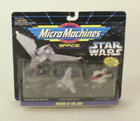 Star Wars Micro Machines Return Of The Jedi 65860 #6 Galoob 1994