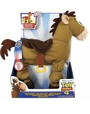 Disney Pixar Toy Story 4 Giddy-Up Bullseye Trotting & Talking Horse Toy