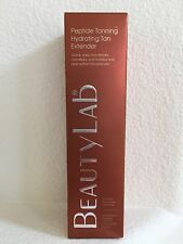 Tan Extender Lotion Untinted BEAUTYLAB LONDON Peptide Tanning Hydrating 6.7oz