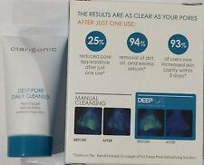 CLARISONIC Deep Pore Daily Cleanser 1oz / 30ml