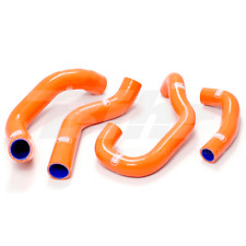 SAMCO SET MANCHON TUYAUX RADIATEUR ORANGE KTM ADVENTURE 1190 R 2013-2016