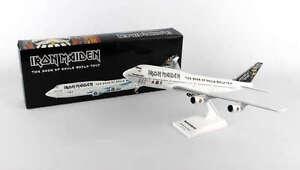 Skymarks Iron Maiden Boeing 747-400 1/200 W/Gear  SKR899