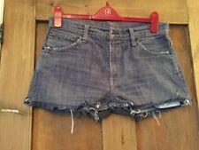 Ladies Levi Strauss Shorts W32