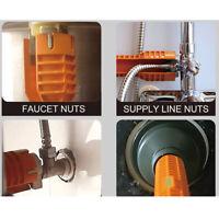 Multifunction Faucet & Sink Installer Wrench Plumbing Tool Water Pipe Spanner