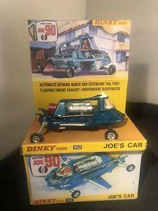 Vintage Gerry Anderson's Joe 90 Joe's Car