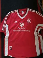 Kaiserslautern Trikot 1999, Champions League, Adidas, XXL