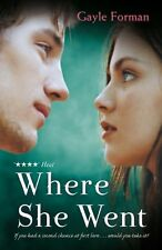 Where She Went (If I Stay),Gayle Forman