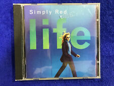 SIMPLY RED CD LIFE